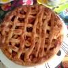 Holländsk äppelkaka