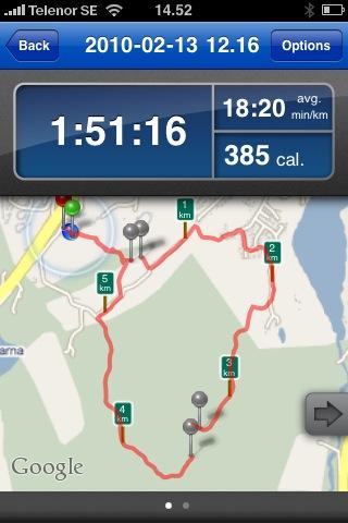 jaktstugerundan 6,1 km