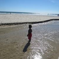 Bada på Österlen