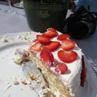 Midsommartårtan